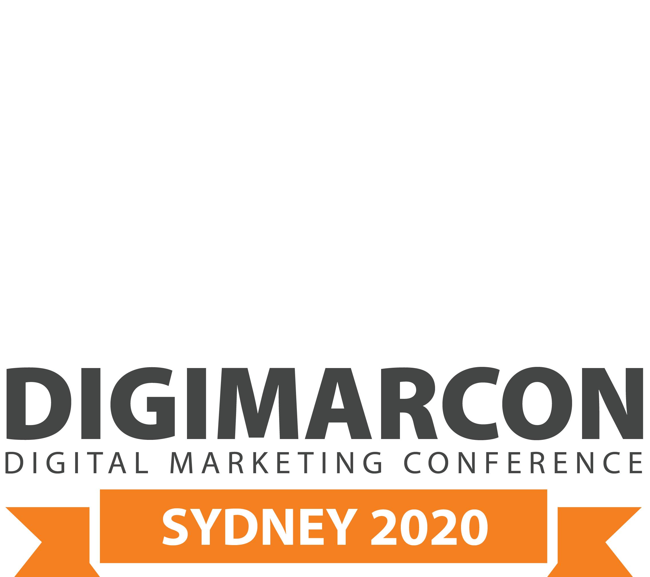 DigiMarCon Sydney – Digital Marketing, Media and Advertising Conference