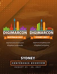 DigiMarCon Sydney 2021 Brochure